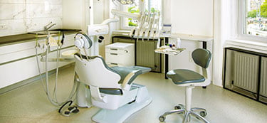 Sala di trattamento dentale