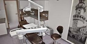 sala di trattamento a Sopron